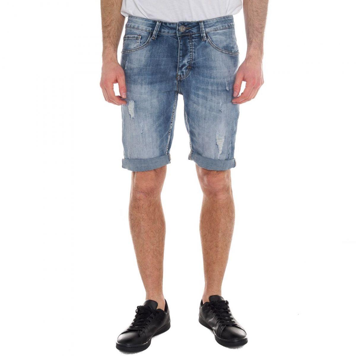 men's clothing sales Shorts LPHM1056 BLU Cafedelmar Shop