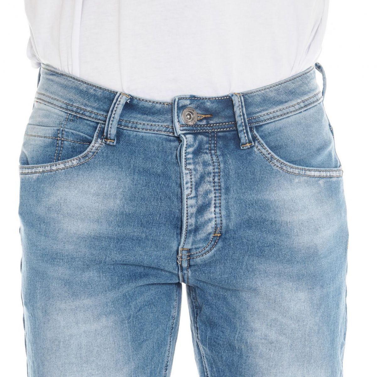 sconti abbigliamento uomo Bermuda LPHM1063 BLU Cafedelmar Shop