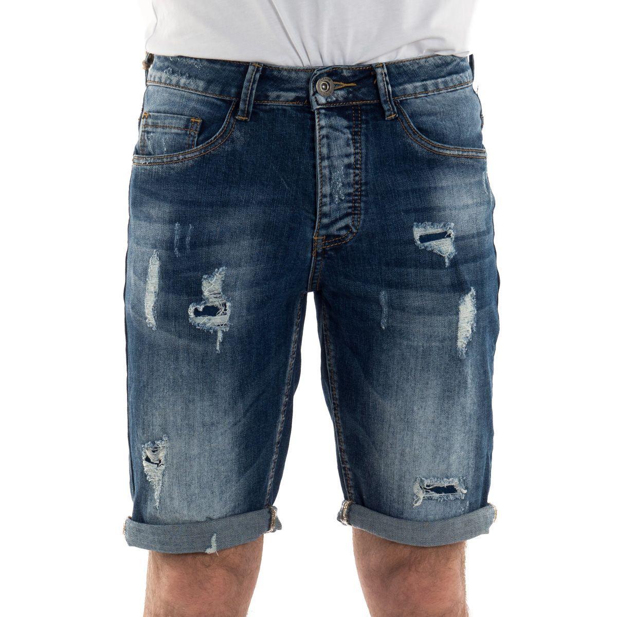 abbigliamento Bermuda uomo Bermuda LPHM1058 LANDEK PARK Cafedelmar Shop