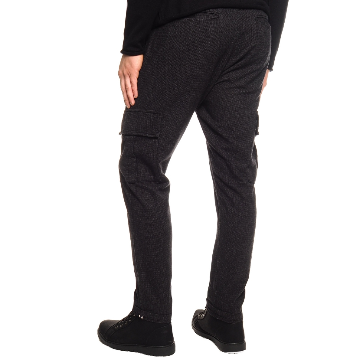 vêtements Pantaloni OUTLET homme G2026 NERO Cafedelmar Shop