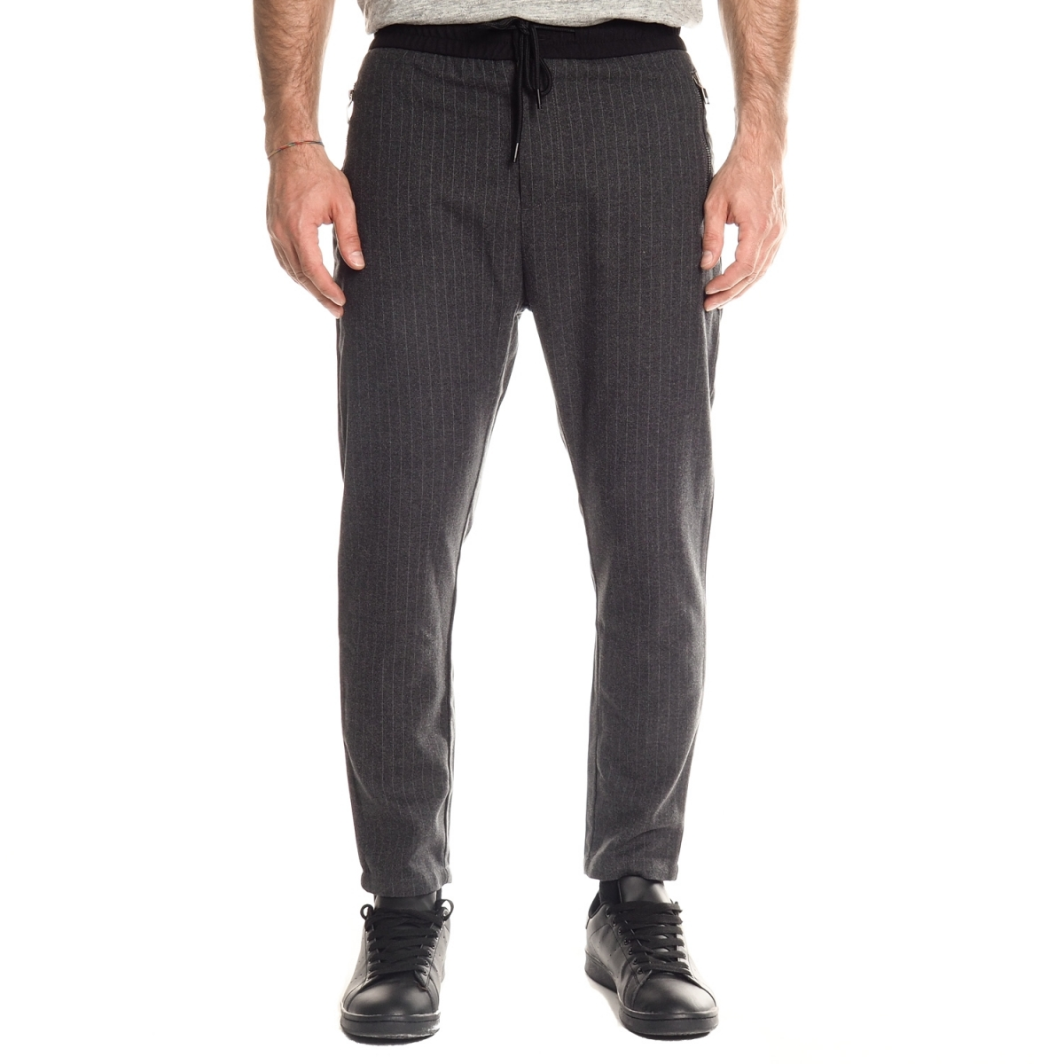 vêtements Pantaloni OUTLET homme GL089K GRIGIO Cafedelmar Shop