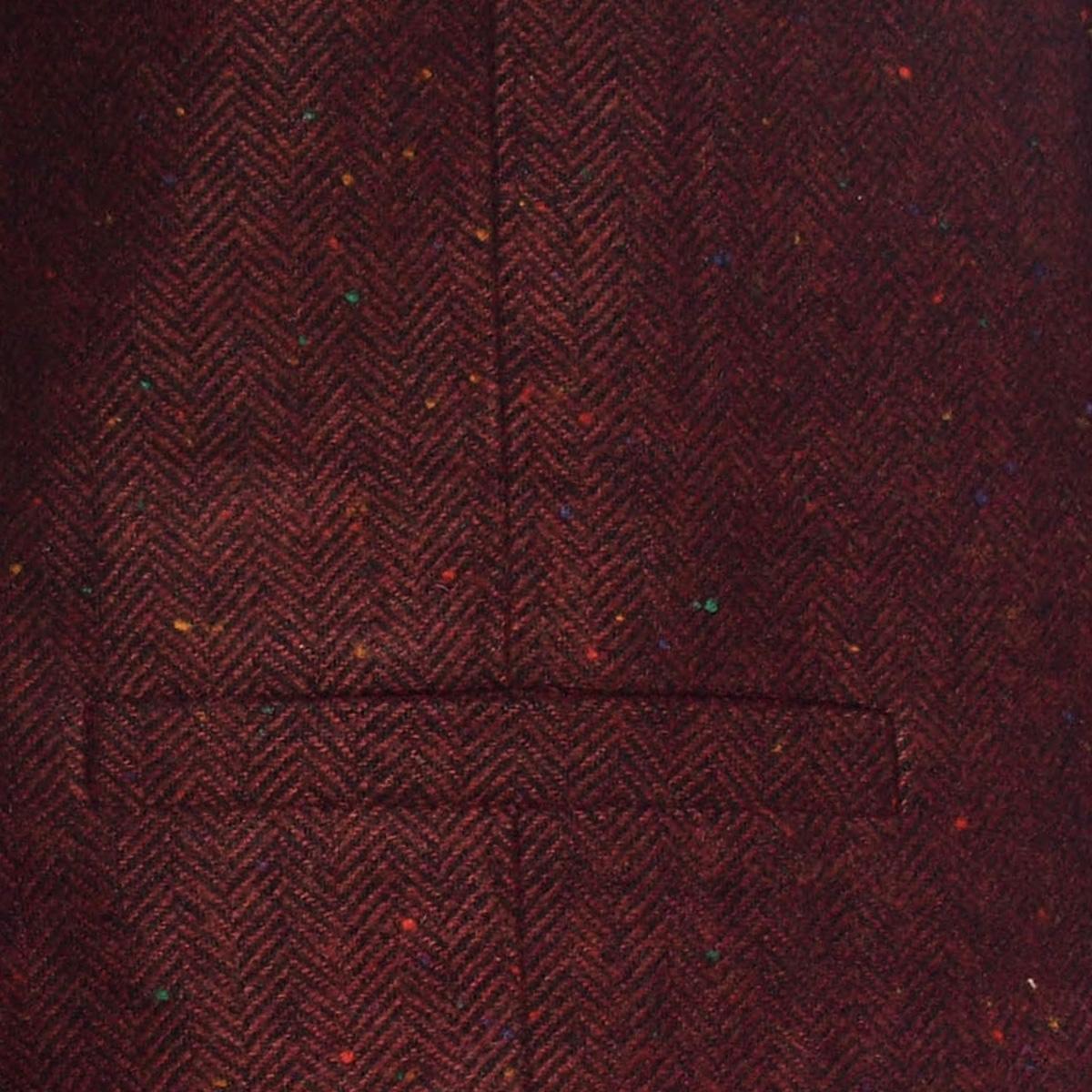 men's clothing sales Giacche e Gilet OUTLET GLS17389 BORDEAUX Cafedelmar Shop