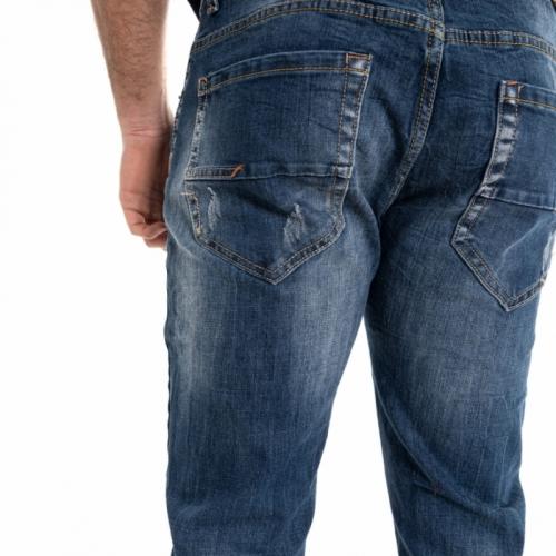 abbigliamento Jeans uomo Jeans LPHM1075 LANDEK PARK Cafedelmar Shop
