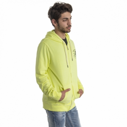 vêtements Sweat-shirts homme LPLK947 GRIGIO Cafedelmar Shop