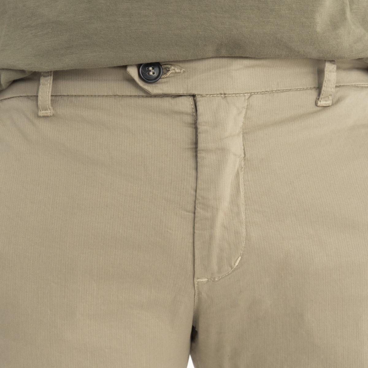 vêtements Pantalon homme GLGN21338 BEIGE Cafedelmar Shop