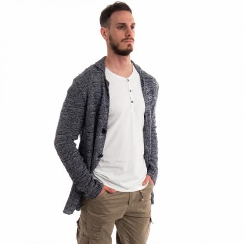 Kleidung Strickwaren mann Maglia GLBW725 GIANNI LUPO Cafedelmar Shop