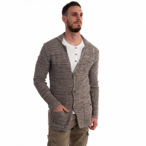 Gardigan in cotone da uomo Gianni Lupo GLBW725