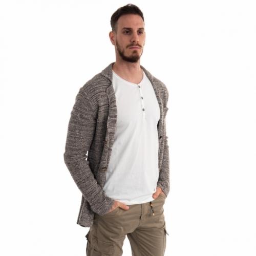 clothing Knitwears men Maglia GLBW725 GIANNI LUPO Cafedelmar Shop