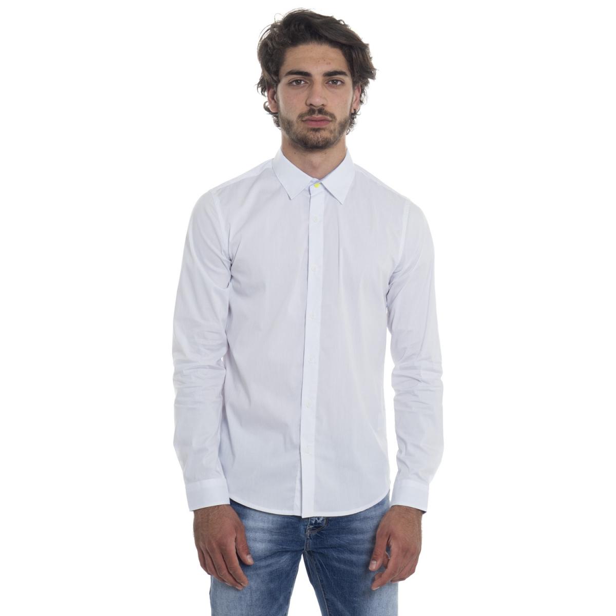 abbigliamento Camicie uomo Camicia slim fit LDX5608 LANDEK PARK Cafedelmar Shop