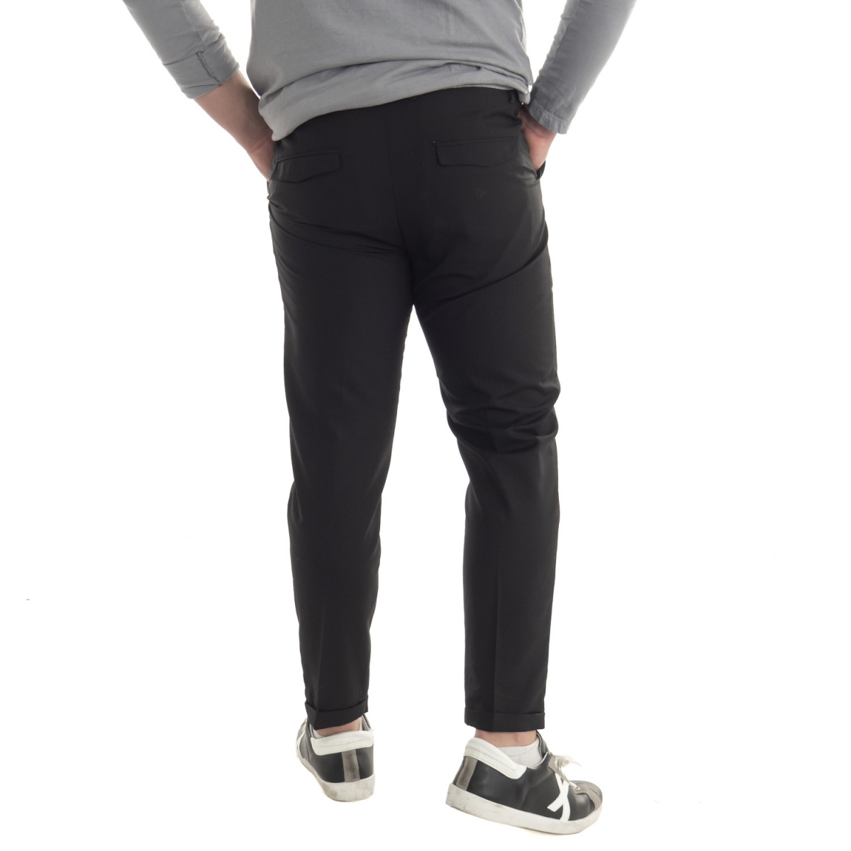 Kleidung Hose mann Pantalone chino LPLK2009 LANDEK PARK Cafedelmar Shop