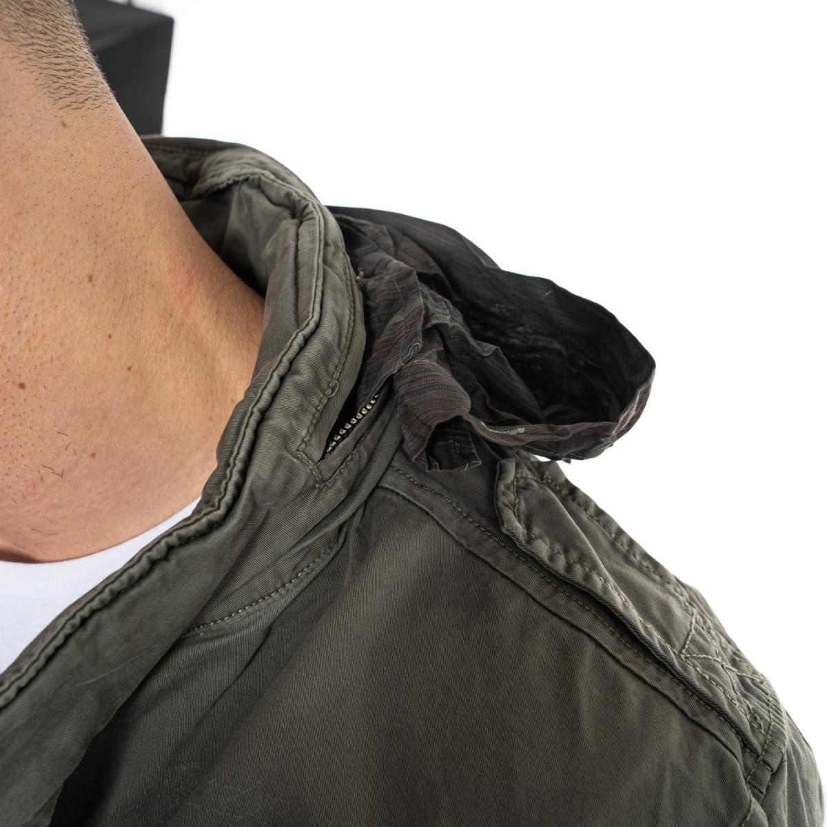clothing Jackets men Giubbino LDX5604 LANDEK PARK Cafedelmar Shop