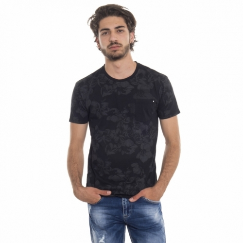 clothing T-shirt men T-Shirt LP23-233 LANDEK PARK Cafedelmar Shop