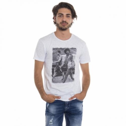 clothing T-shirt men T-Shirt LP23-2 LANDEK PARK Cafedelmar Shop