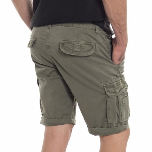 Verkäufe von Herrenbekleidung Bermuda LPLK2018 VERDE Cafedelmar Shop