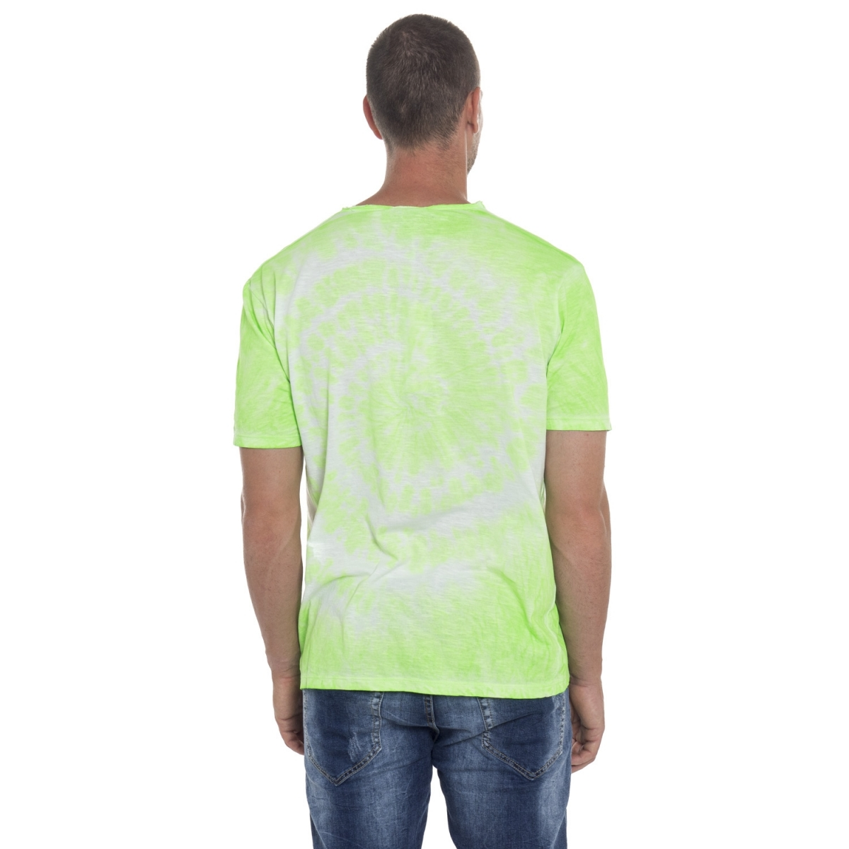 clothing T-shirt men T-Shirt GLPL1398 GIANNI LUPO Cafedelmar Shop