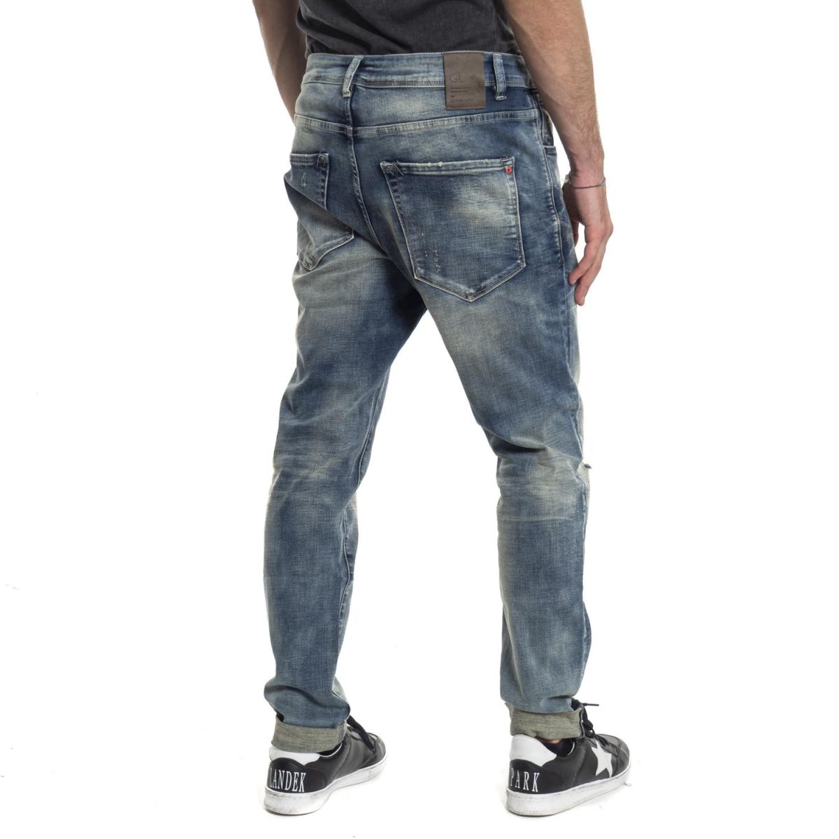 clothing Denim men Jeans GL078F GIANNI LUPO Cafedelmar Shop