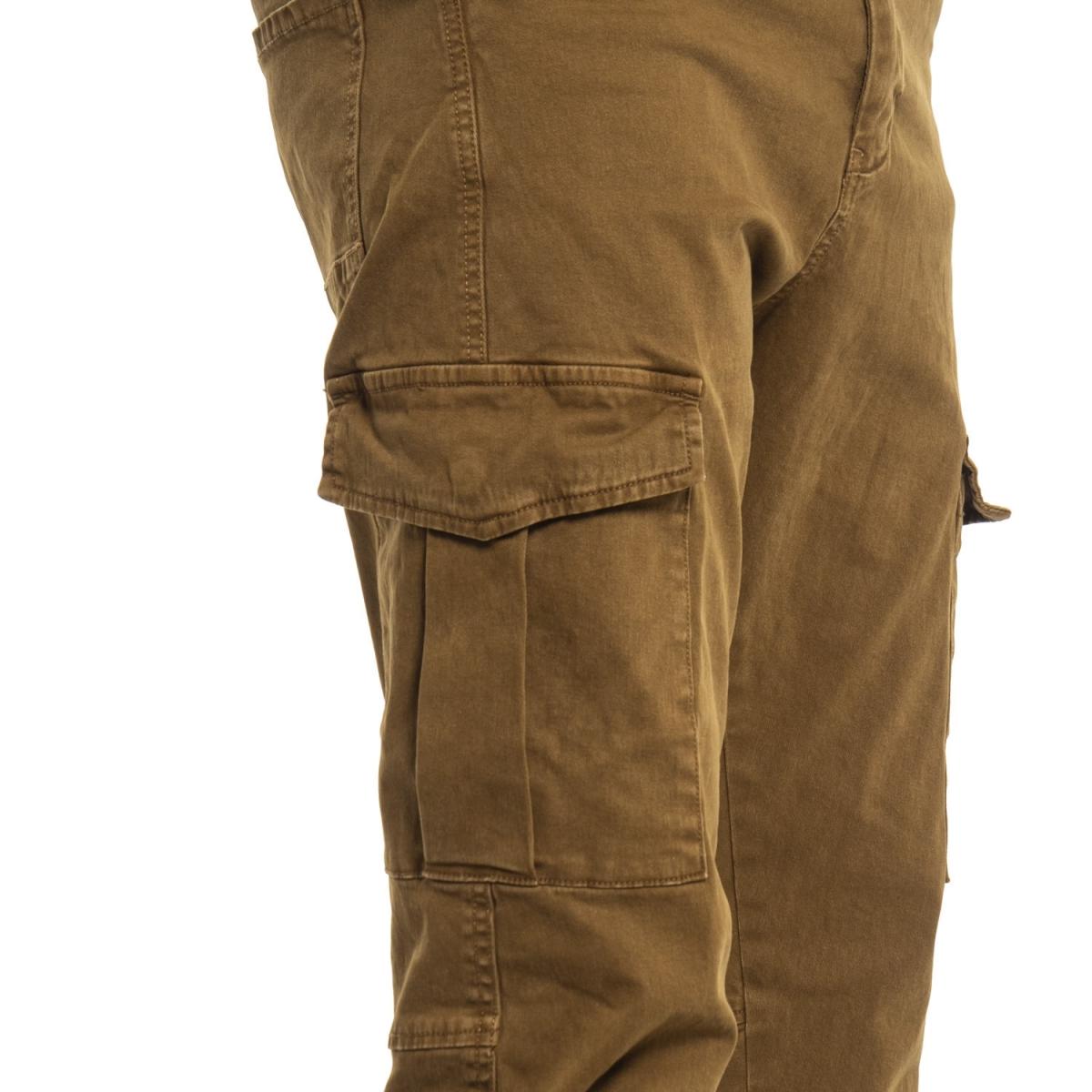 vêtements Pantalon homme LPP0008 VERDE Cafedelmar Shop