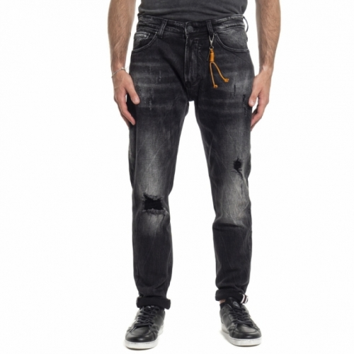Jeans regular fit bi Gianni Lupo GL2005T