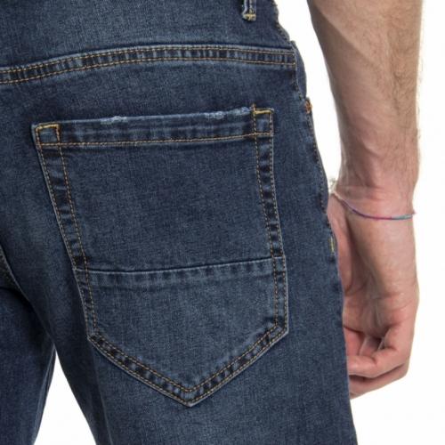 abbigliamento Jeans uomo Jeans slim fit ATM1089-3 LANDEK PARK Cafedelmar Shop