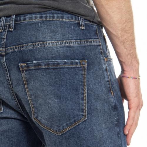 abbigliamento Jeans uomo Jeans Slim Fit ATM1088-3 LANDEK PARK Cafedelmar Shop