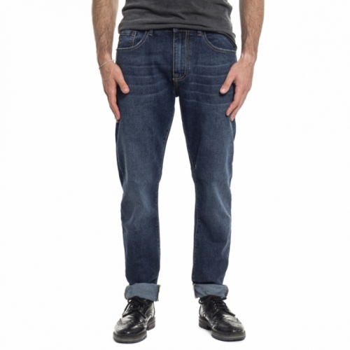 Jeans slim fit da uomo by Landek Park