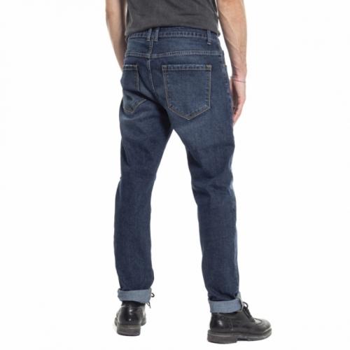 abbigliamento Jeans uomo Jeans Slim Fit ATM1088-7 LANDEK PARK Cafedelmar Shop