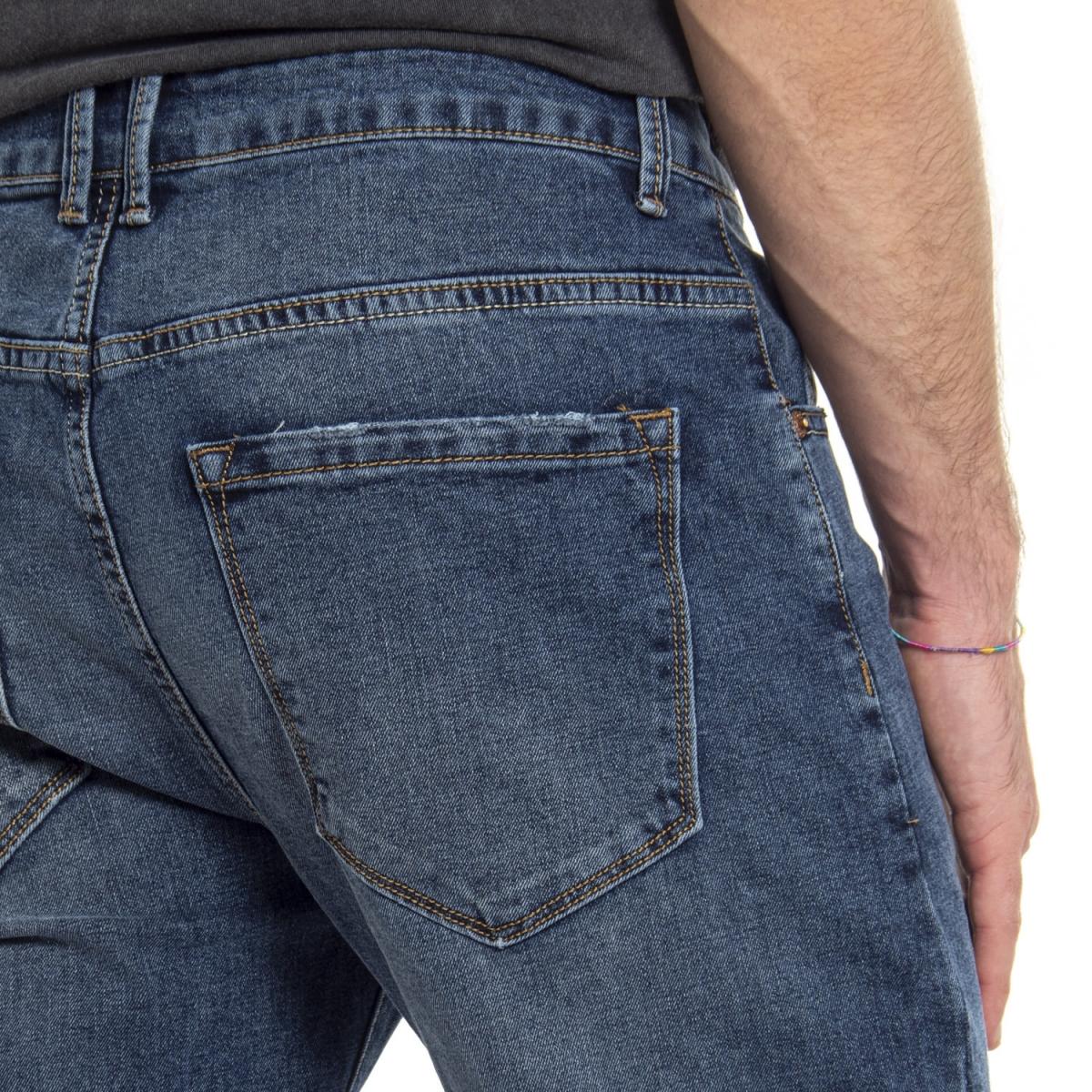 clothing Denim men Jeans ATM1088-2 LANDEK PARK Cafedelmar Shop
