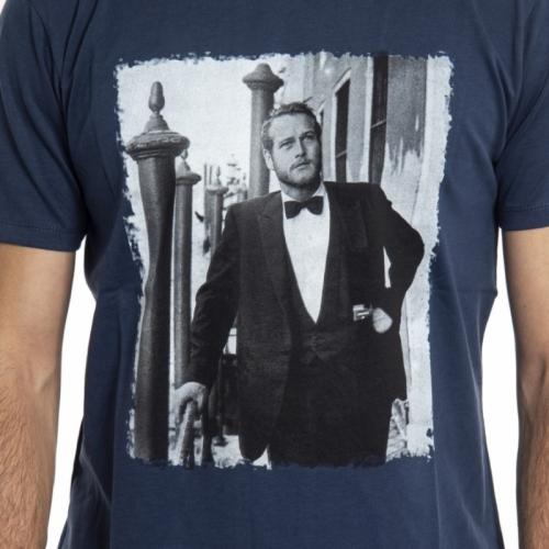 ropa Camiseta hombre T-Shirt LPX16-31 LANDEK PARK Cafedelmar Shop