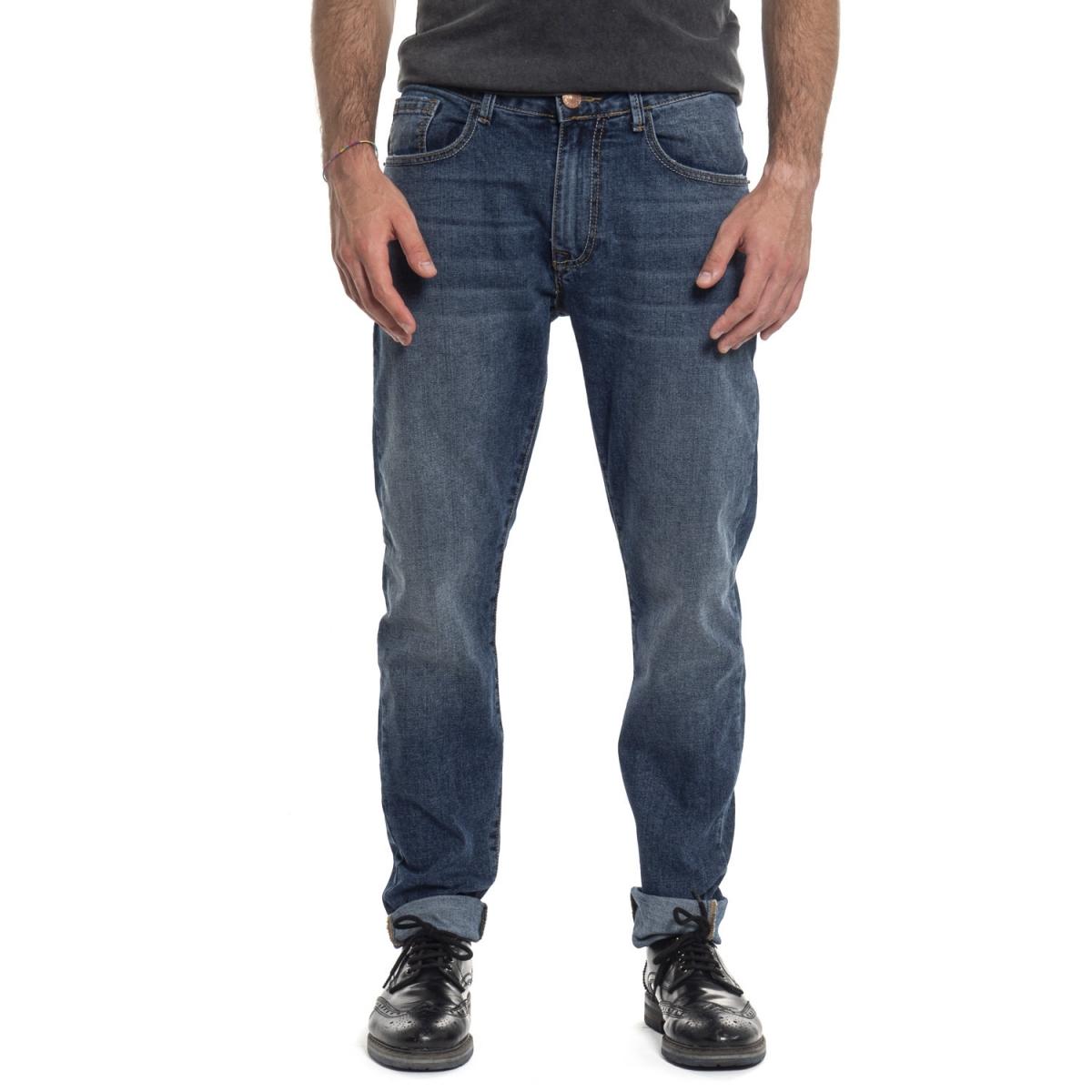 clothing Denim men Jeans ATM1088-8 LANDEK PARK Cafedelmar Shop