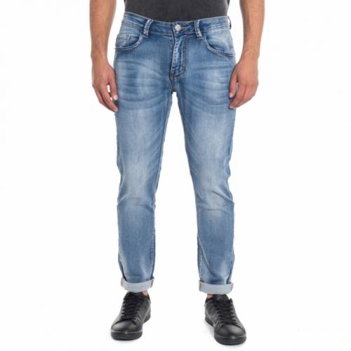 Jeans slim fit da uomo by Landek Park LPHM1095