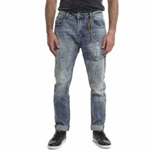 Jeans Regular fit da uomo by Gianni Lupo GL083F