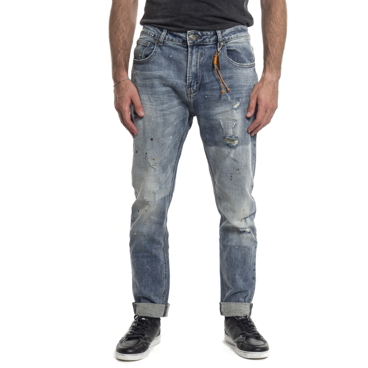 clothing Denim men Jeans GL083F GIANNI LUPO Cafedelmar Shop