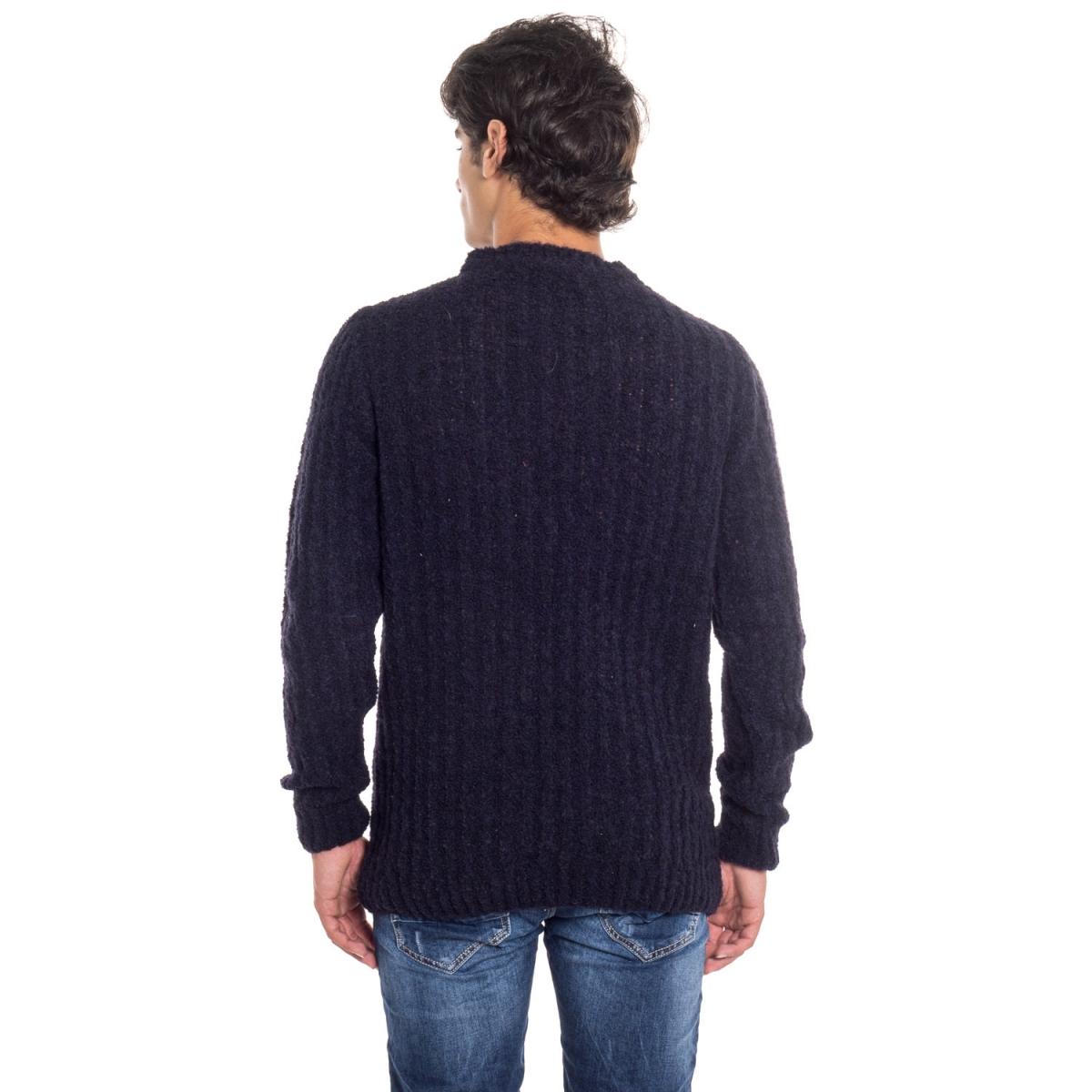 ropa Prendas de punto hombre Maglia GLBW772 GIANNI LUPO Cafedelmar Shop