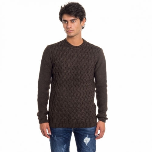 vêtements Tricots homme GLBW780 GRIGIO Cafedelmar Shop
