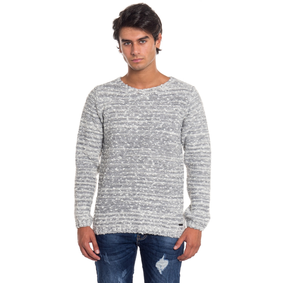clothing Knitwears men Maglia GLBW781 GIANNI LUPO Cafedelmar Shop