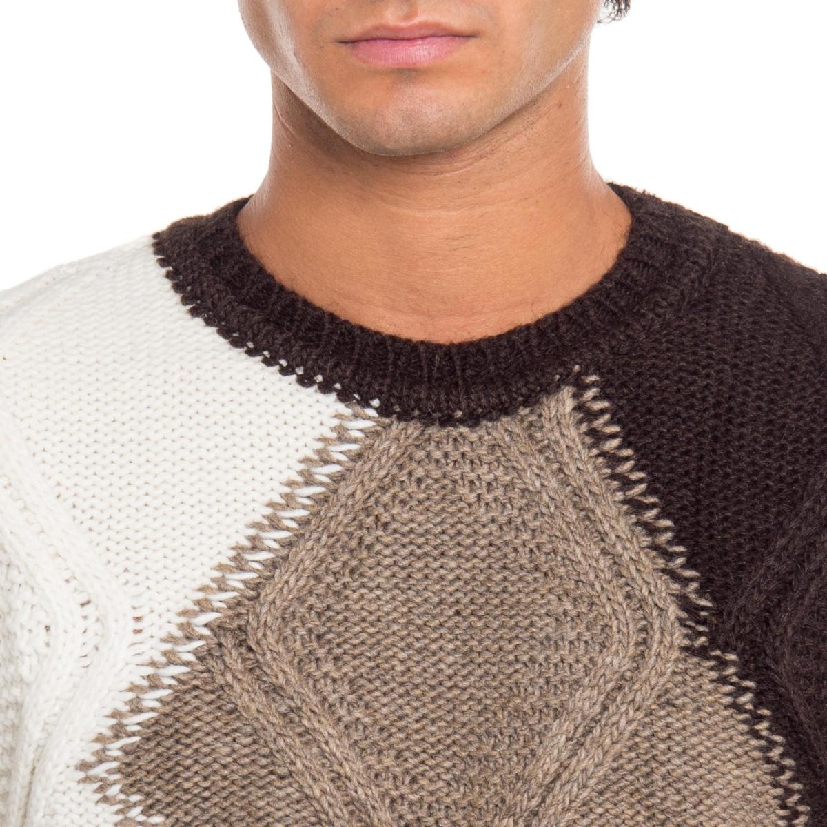 vêtements Tricots homme GLBW786 NERO Cafedelmar Shop