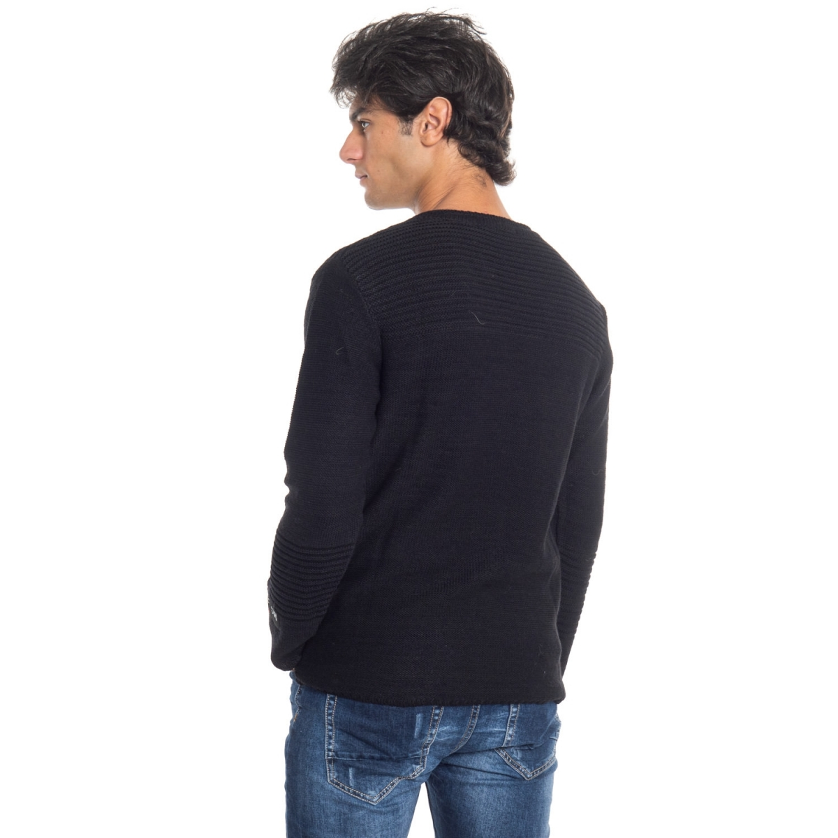 clothing Knitwears men Maglia GLBW807 GIANNI LUPO Cafedelmar Shop