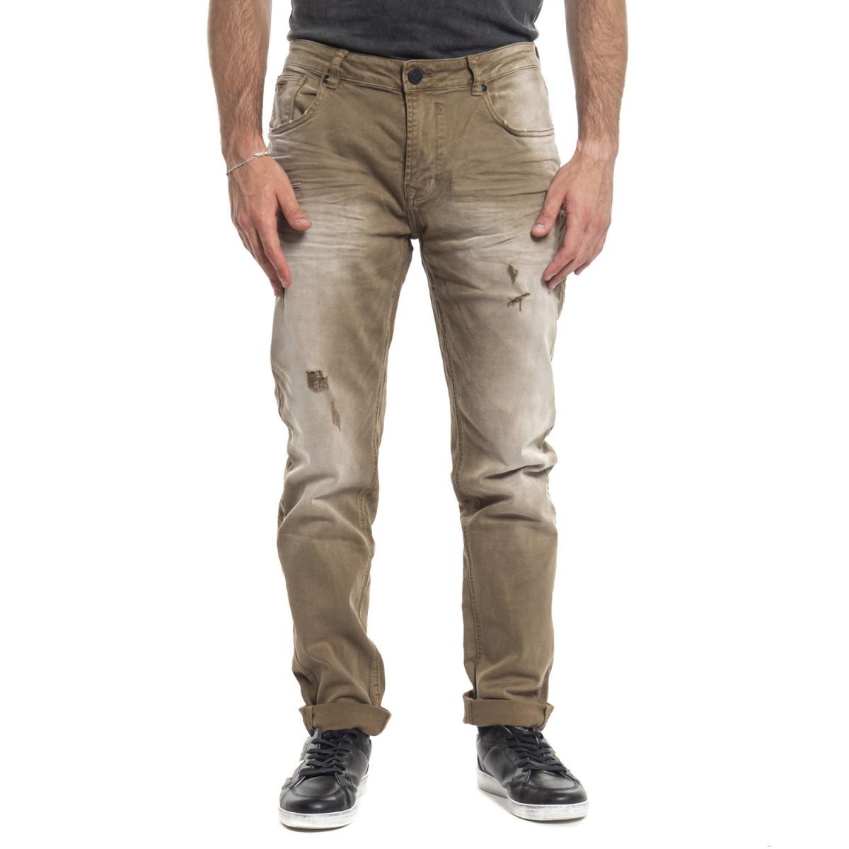 abbigliamento Jeans uomo Jeans Regular Fit GL090F GIANNI LUPO Cafedelmar Shop