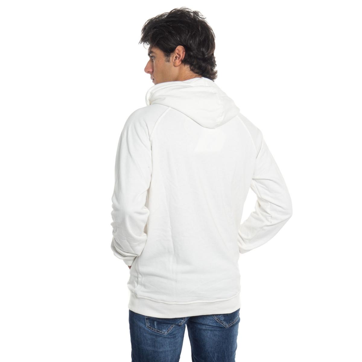 abbigliamento Felpe uomo Felpa con cappuccio NBB37959 LANDEK PARK Cafedelmar Shop