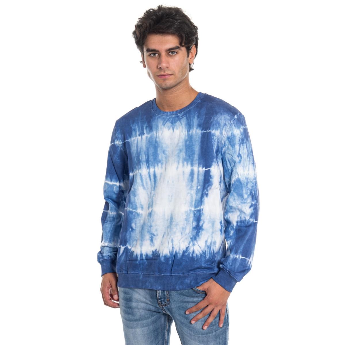 clothing Sweatshirts men Felpa NBB0001-5 LANDEK PARK Cafedelmar Shop