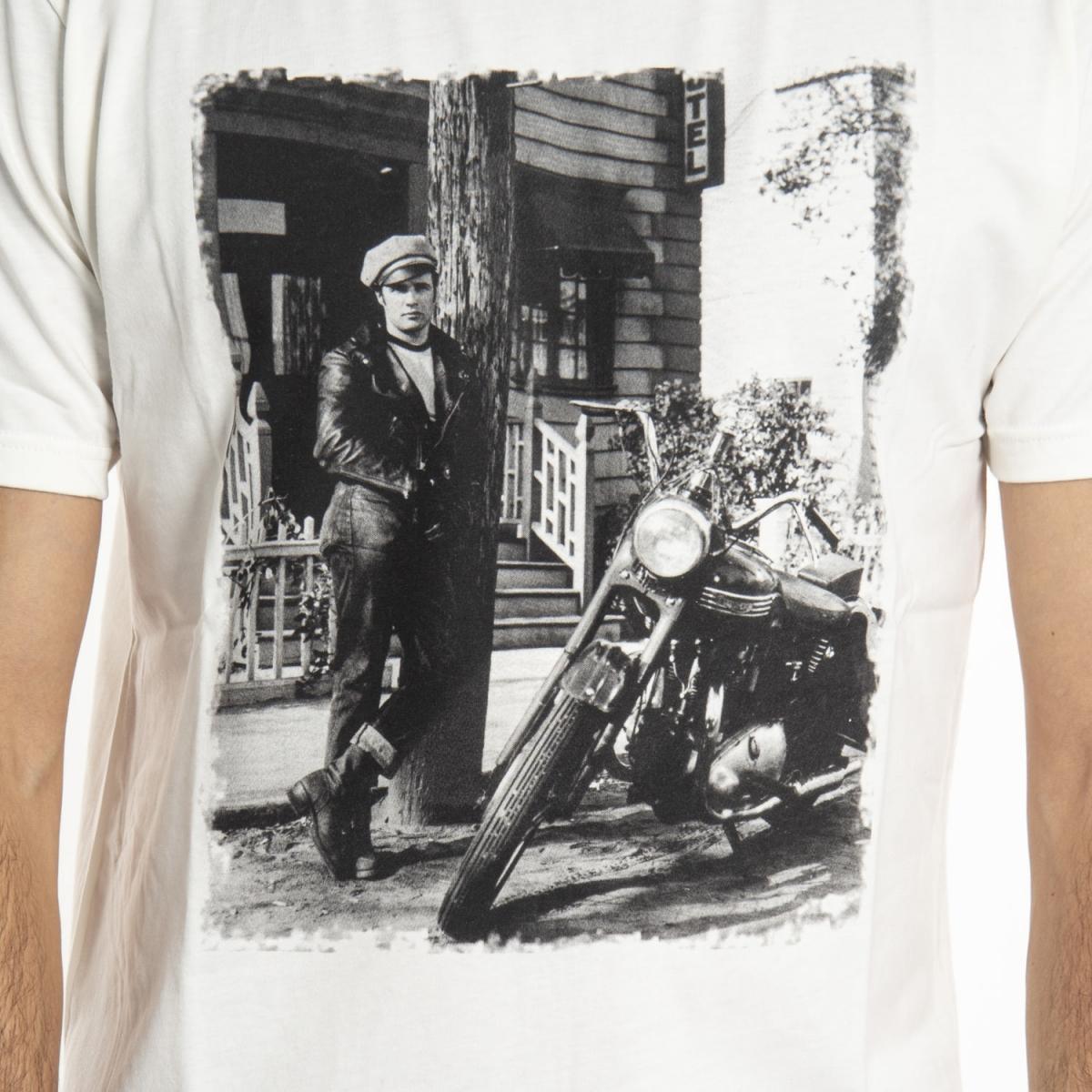 ropa Camiseta hombre T-Shirt LPX16-32 LANDEK PARK Cafedelmar Shop