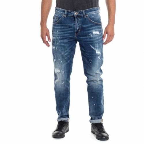 Jeans da uomo Slim Fit  LPY1798