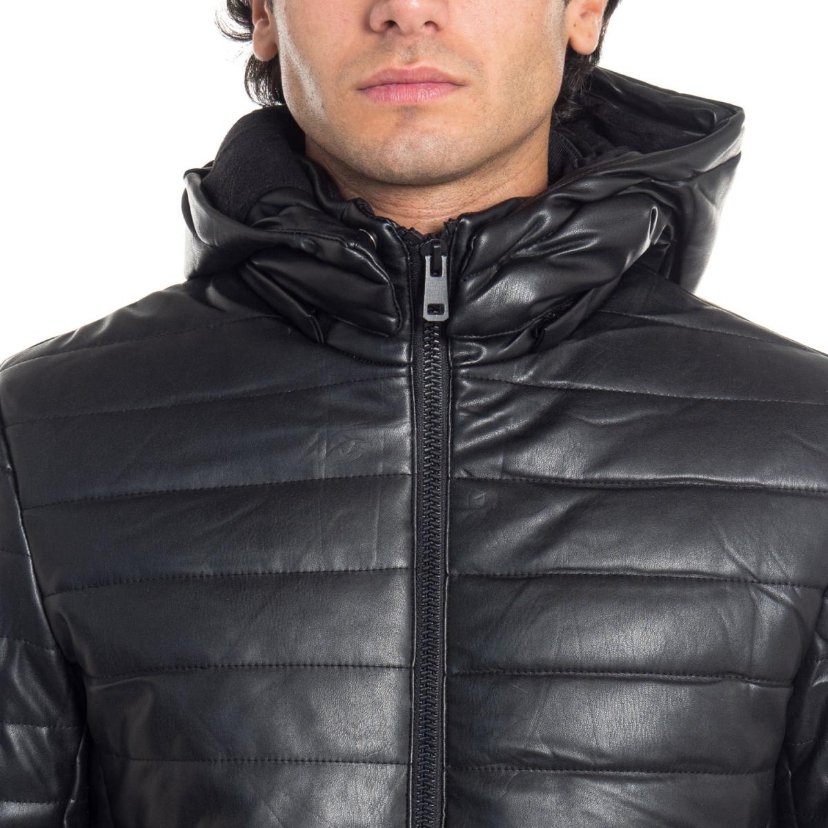 abbigliamento Giubbini uomo Giubbino imbottito LPP1758 LANDEK PARK Cafedelmar Shop