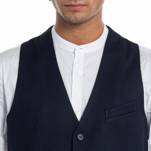 ropa Chaleco hombre Gilet GLGN21368 GIANNI LUPO Cafedelmar Shop