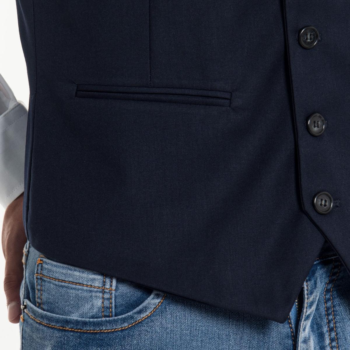clothing Vests men Gilet GLGN21368 GIANNI LUPO Cafedelmar Shop