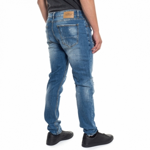 clothing Denim men Jeans LPY1772 LANDEK PARK Cafedelmar Shop