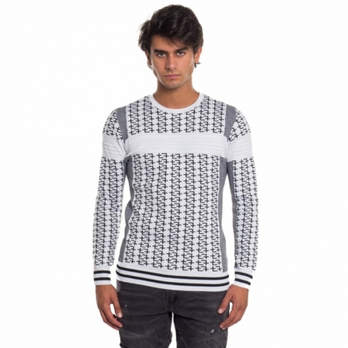 clothing Knitwears men Maglia ND6251 NEROGRANIT Cafedelmar Shop