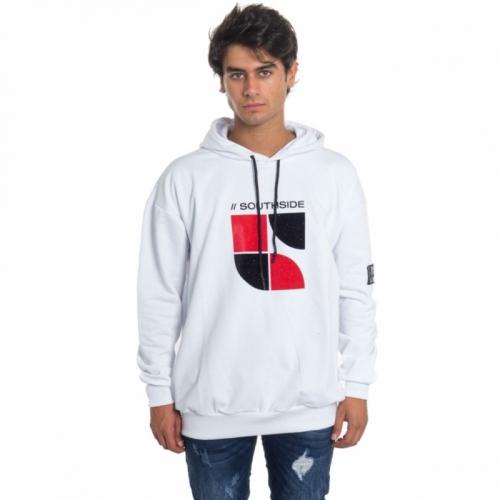 Kleidung Sweatshirts mann Felpa SX20-16ST SOUTHSIDE Cafedelmar Shop