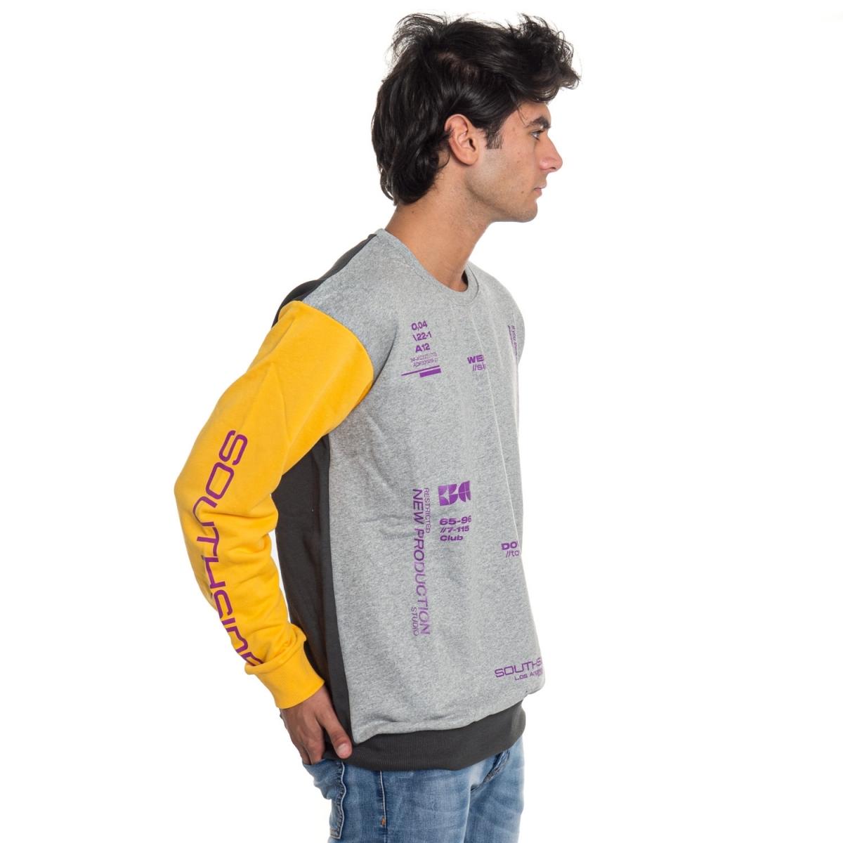 clothing Sweatshirts men Felpa SX1-22ST SOUTHSIDE Cafedelmar Shop