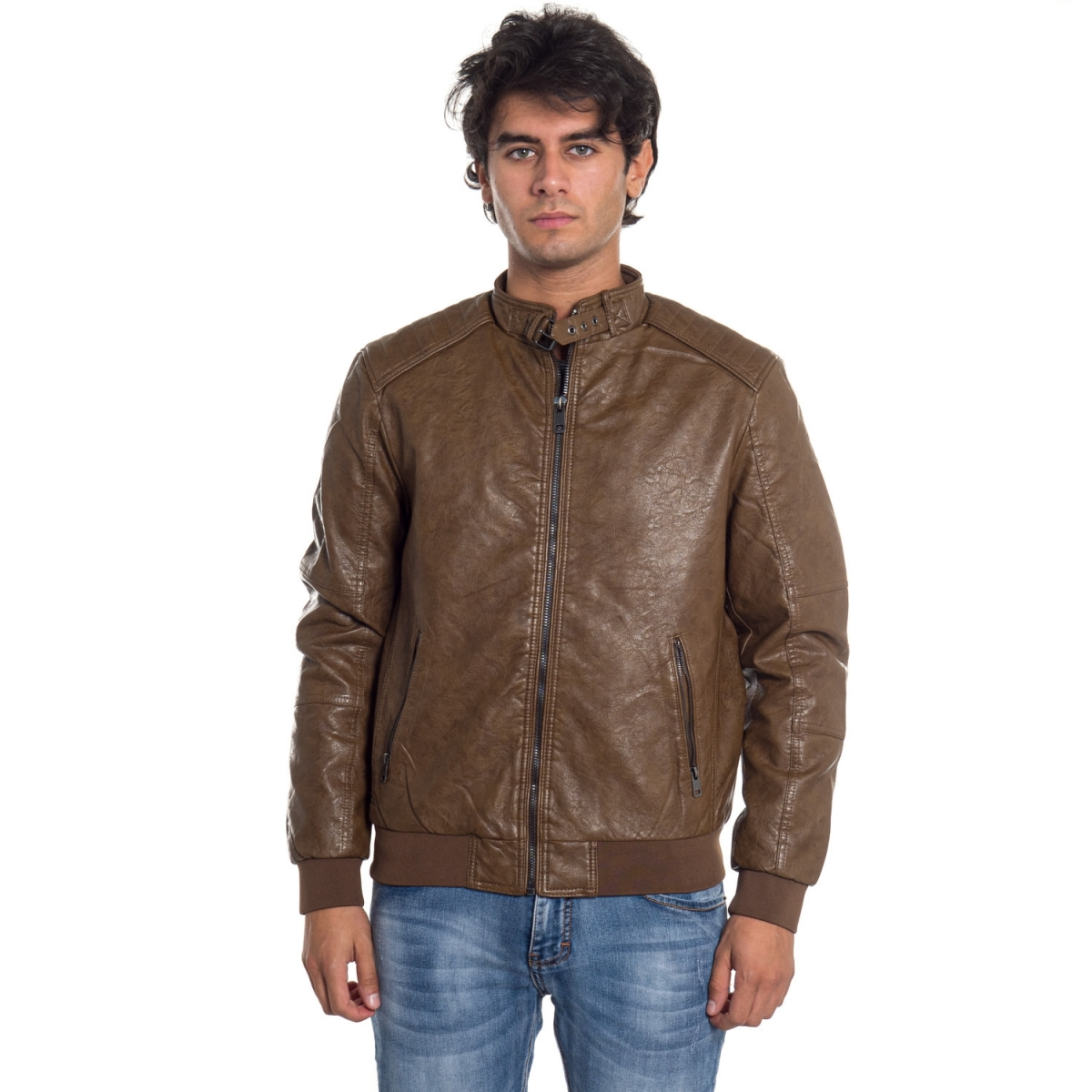 clothing Jackets men Giubbino LPP1760 LANDEK PARK Cafedelmar Shop